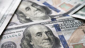 全球市場風聲鶴唳之際,美元指數短線也凶多吉少
