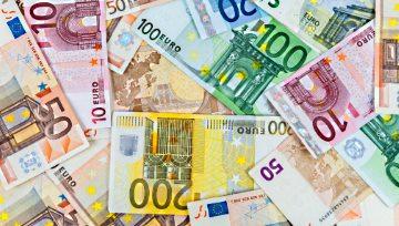 歐元區10月通脹率創近4年新高,但歐元/美元無動於衷