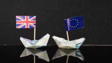 """【英国脱欧】""""没人要""""的英国和岌岌可危的英镑"""