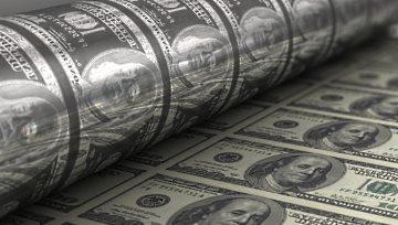 美国12月ADP就业大超预期,美元反弹依然受阻压力线