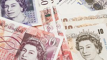 英鎊/美元:本周英國將公布系列重磅數據,磅/美日內走強突破1.31