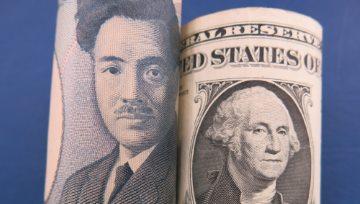美元/日元:反彈受阻20日均線,美/日或沿原路返回