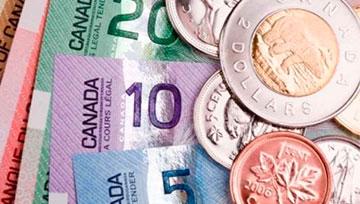 加拿大9月就業數據強勁,美元/加元刷新一周低位