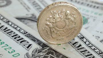 英镑/美元:有所企稳但前景仍偏下行,1.2910受阻可能结束短线反弹