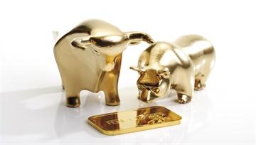 黃金價格走勢分析:美聯儲決議前,金價繼續構築看漲旗形