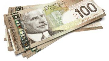 加拿大10月就业人数意外下降,加元延续上周加央行决议以来的弱势