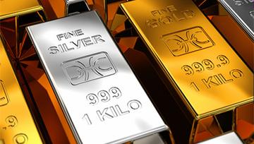 黃金、白銀走勢分析:金價有望在更低位反彈開啟大漲之路,銀價卻可能面臨暴跌風險