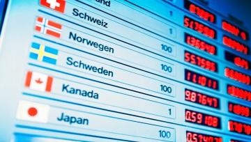 歐央行、日央行、加央行政策預期&歐元/美元、美元/日元、美元/加元情緒報告