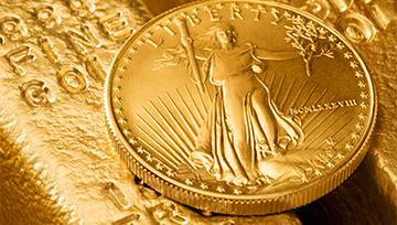 【黄金】黄金价格持续攀升,RSI逼近超买区间,金价短期内还有一波涨势