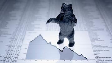 德國DAX指數:油價血崩,避險情緒或衝擊股市