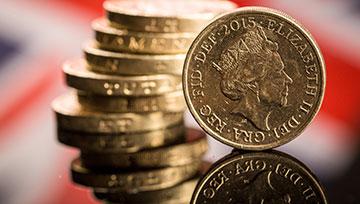 英鎊/美元:市場動盪之下,匯價或加速下行