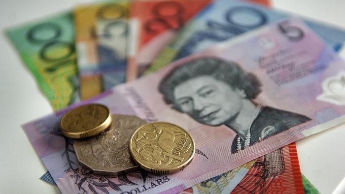 澳洲一季度GDP公布終結了28年的經濟增長,澳元下跌