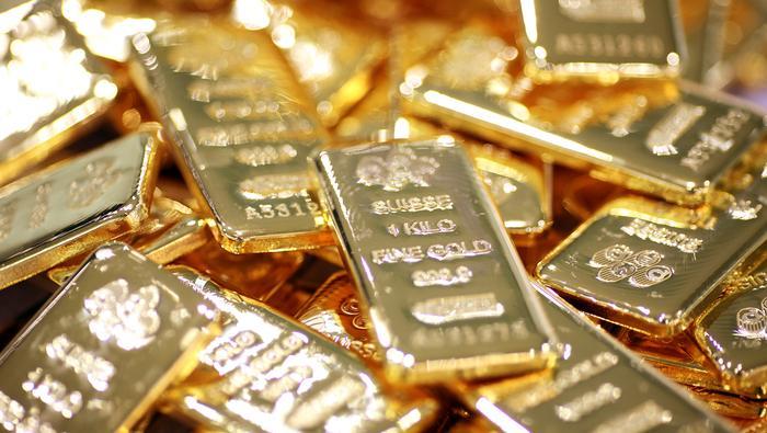 黃金價格走勢分析:重大技術暗示金價短期修正已結束?看漲目標2000