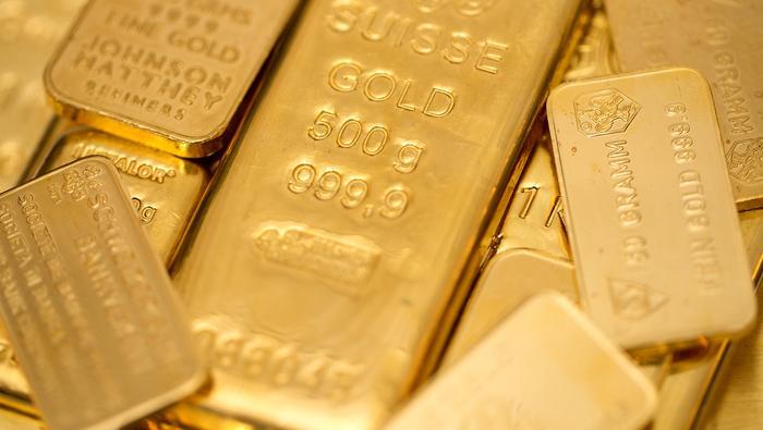 黃金走勢:第一階段貿易協議推動金價在Jackson Hole全球央行年會前先跌為敬