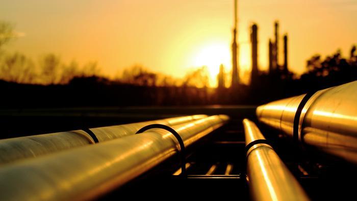 美国WTI原油价格连续飙升,突破56美元后下一上涨目标在哪?