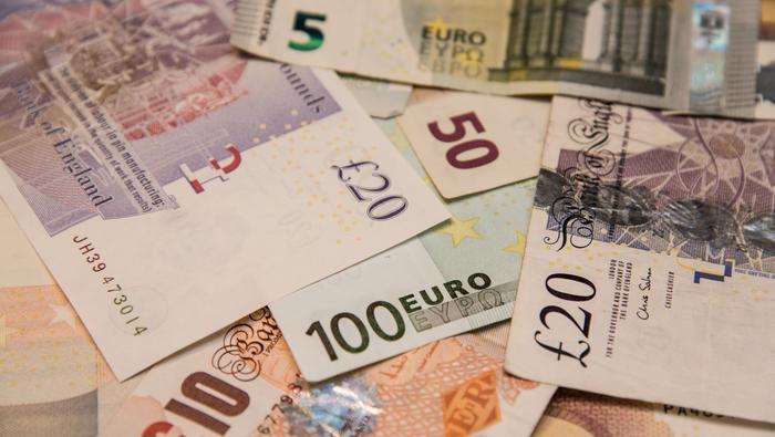 歐元大幅回落後,歐元/美元和歐元/英鎊下行目標看向哪裡?