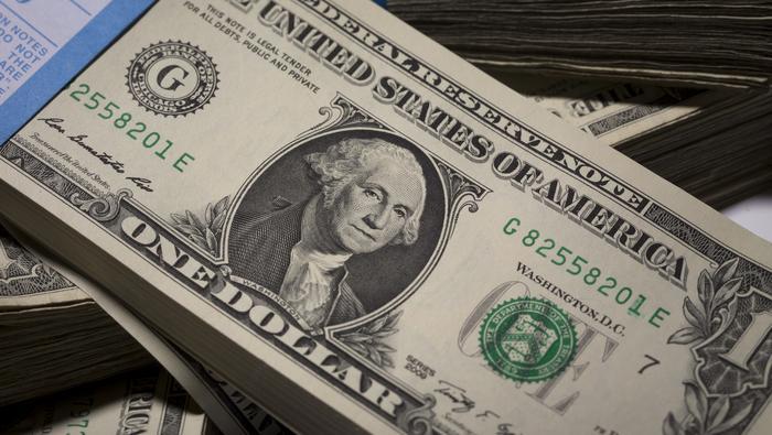 美元走势预测:美联储缩表预期再起,美元指数下降楔形暗示反弹在望?