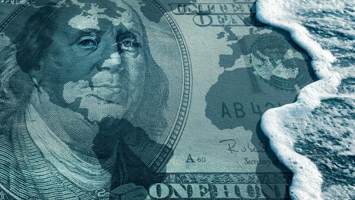 一信號暗示美聯儲可能別無選擇,美元指數築底在望?