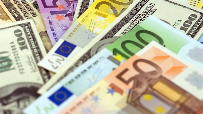 欧元/美元演绎疯狂过山车行情!技术面:失守一位置或见顶!