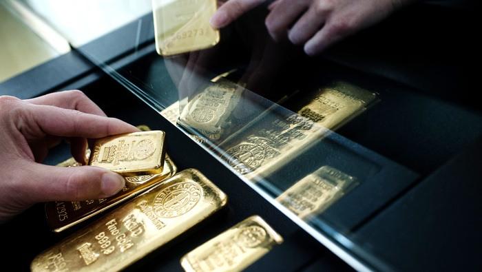 黄金/美元走势预测:PCE物价指数靓丽,但金价仍可能冲击1800美元
