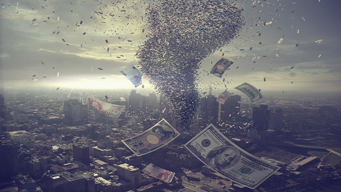 非农一出冲击市场,起初美元暴跌、黄金暴涨,随后局面急剧反转