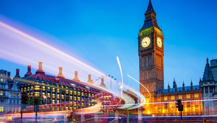 英国政坛风云再起?英镑/美元或将在短期面临下行压力