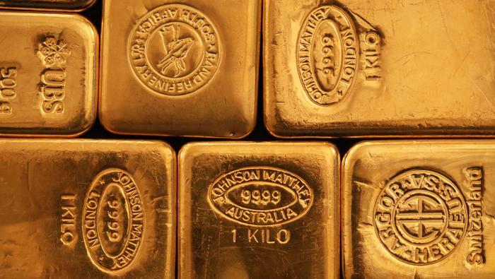 黄金价格最新预测技术分析:金价一天内抹杀两周涨幅,深度剖析美联储前景