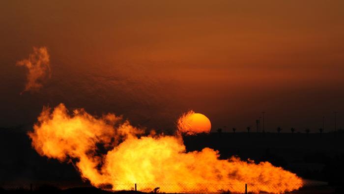 WTI原油价格预测技术分析:石油需求前景下调、原油库存增加拖累油价涨势