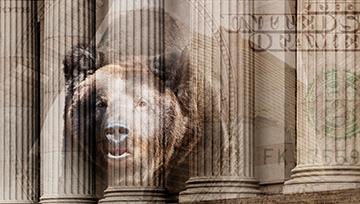 美股大跌余波未了  欧洲股市一片红海