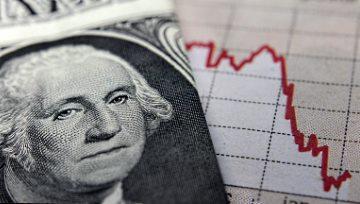 避險情緒不溫不火,美元強歐元弱局面仍在