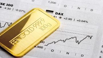 英鎊全線下跌,黃金價格維持牛旗延續模式