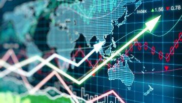 情緒報告預測股市風向&道瓊斯指數、德國DAX指數、法國CAC40指數技術面前瞻