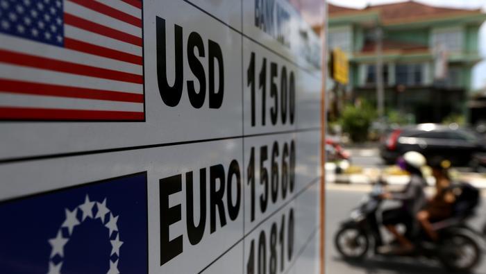 欧元兑美元和标普500指数出现区间波动,Covid担忧打击了经济增长预期
