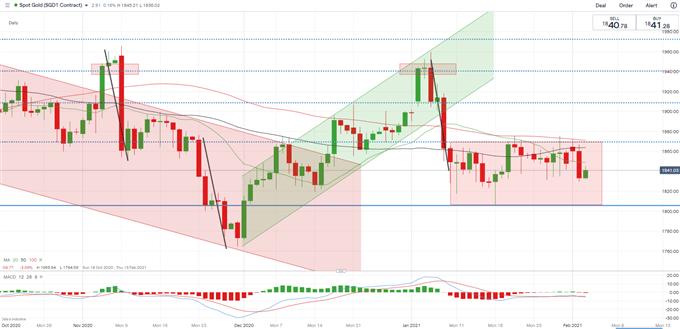原油需求上升前景或助力油價更上一層樓!黃金面臨逆風陷入區間交投