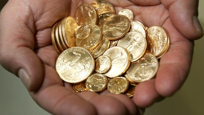 金价预测∶印度新冠感染激增、美国失业改善,黄金技术涨势或放缓