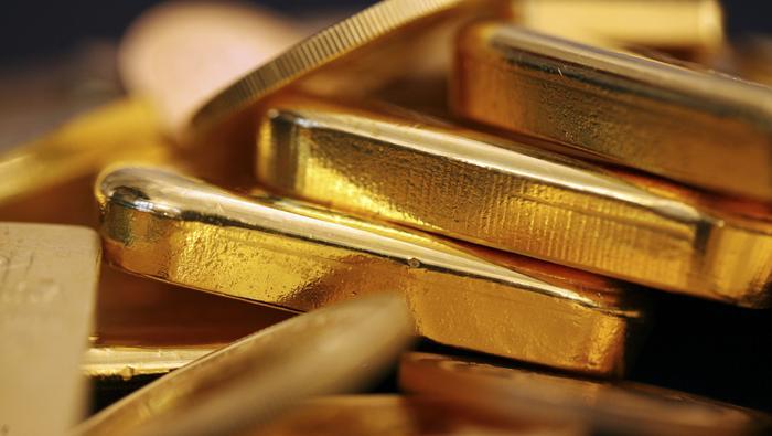 黄金价格展望及技术分析∶美国CPI通货膨胀火爆、金价暴涨─多头关注阻力