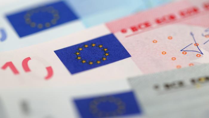 歐元價格展望∶隨著歐元淨多頭押注的增加,歐元/美元、歐元/英鎊面臨風險