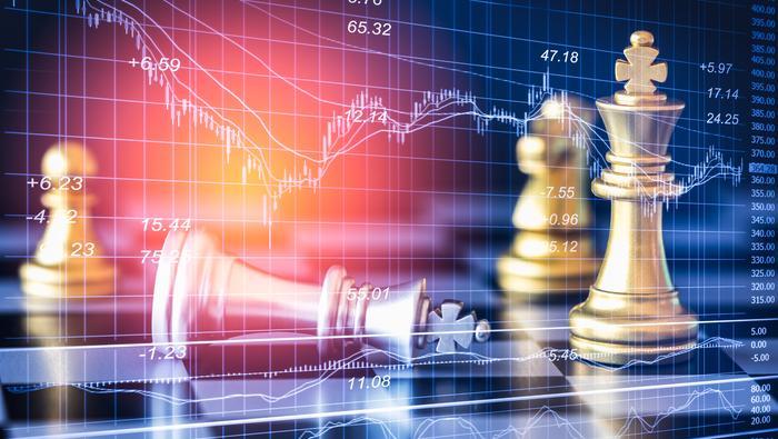VXX和VIX指数走势透露市场情绪已一触即发?欧银决议在即,欧元/美元波动风险大增