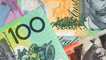 从美国国债收益率和标普500指数看澳元走势