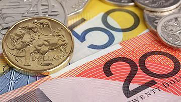 澳元/美元技术分析:跌破近17年支撑线