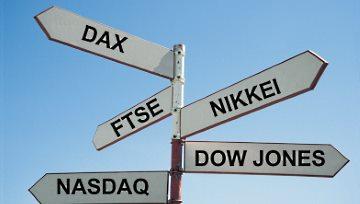 股市每周技術分析:道指、標普500、富時100、德國DAX、日經225