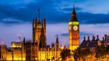 英国富时100指数:下跌在所难免?