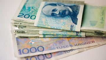 美元/挪威克朗能否重返上行?美元/瑞典克朗或續漲?