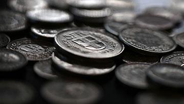 欧元/瑞郎走势分析:反弹回涨?近期跌势或仍持续