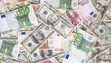美元指數、歐元/美元、英鎊/美元走勢分析