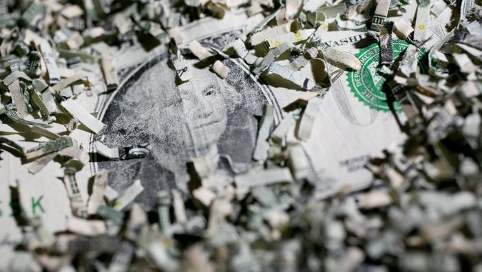 美元疲软或成定局?美元指数,澳元/美元和英镑/美元走势预测