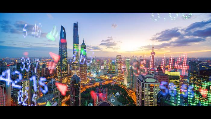 1.22亞市技術:恒生指數、黃金、澳元/美元、歐元/美元走勢分析