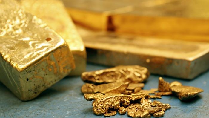 黃金短線回落逾20美元,繼續看漲是否已不安全?技術面如此說……