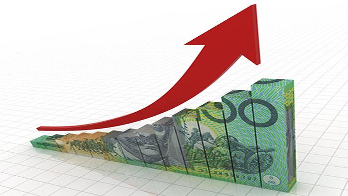 澳元走勢展望:澳元/美元反彈上漲再遇阻力,散戶情緒指示看漲