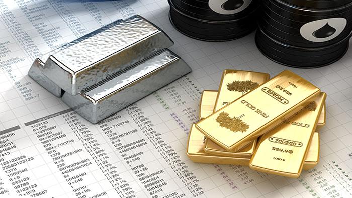 黄金、白银价格走势预测:金价微涨,银价困于跌势,料继续下跌